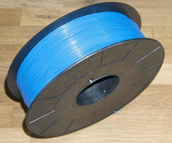 Filament ABS bleu ciel RAL 5015 Optimus