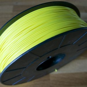 Filament abs jaune fluo ral 1026 Optimus